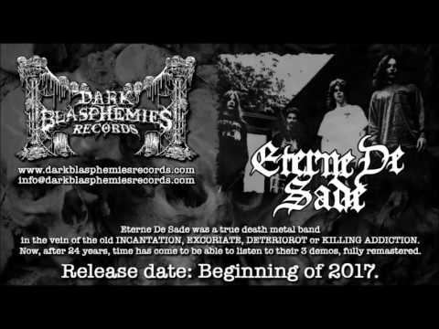 Eterne De Sade  Spiritual Decay  From the upcoming Compilation CD