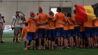 WUCC 2018 Mixed Final – Slow White (USA) vs BFG (USA)