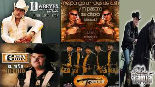 corridos mix 2009