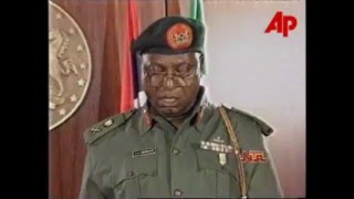 General Sani Abacha's Death