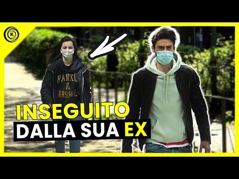 Uomo INSEGUITO DALLA SUA EX chiede AIUTO - Esperimento Sociale - Kiko. Co