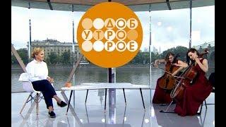 """Limoncello - Первый канал """"Доброе утро"""""""