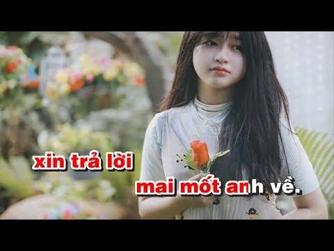 Kỷ Vật Cho Em Karaoke - Sáng tác Phạm Duy