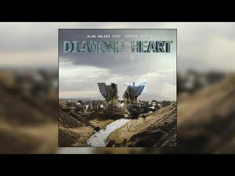 Alan Walker - Diamond Heart ft. Sophia Somajo (Official Audio)