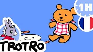 TROTRO - Trotro fait de la soupe 🍲 | dessin animé | HD |2020