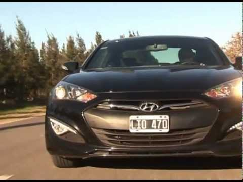 Hyundai Genesis Coupe 2.0 T Test Mat as Antico
