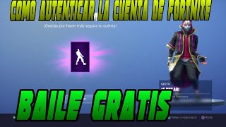 COMMENT À AUTHENTICATE FORTNITE'S ANDROID ACCOUNT AND GET A FREE BAILE