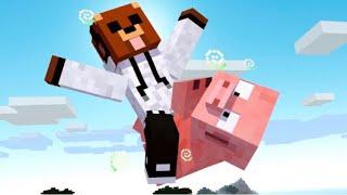Experimento del Cerdo Volador | Minecraft #31