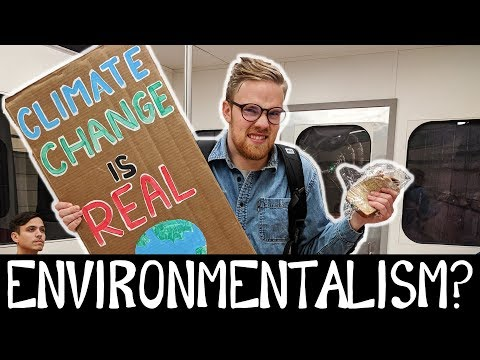 When Millennials Try Environmentalism