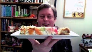 Watch Me Eat #312: Sushi 寿司