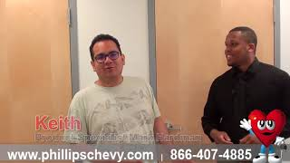 2018 Chevy Cruze- Customer Review Phillips Chevrolet - Chicago New Car Dealership Sales
