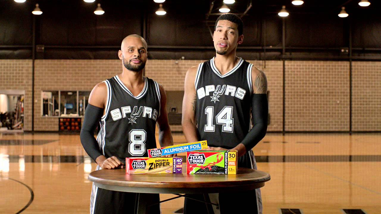 HEB Spurs 2015 Stronger Than Coyote  30 - YouTube 46604f25b