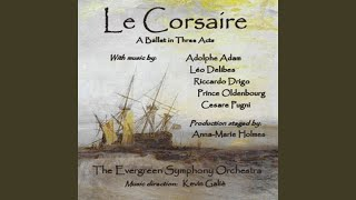 "Le Corsaire: Act III - ""19. Tempest: PIrates Flee And Sail Away"""