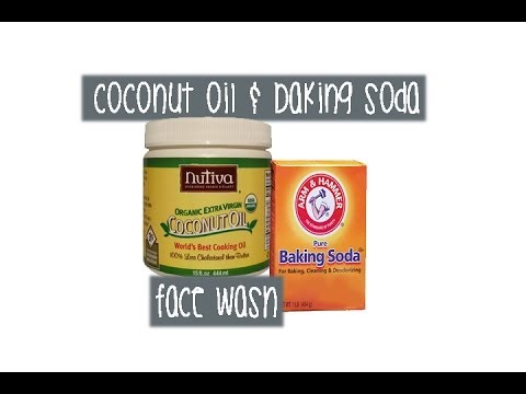 Instant Coconut Oil and Baking Soda Facial Scrub from YouTube · Duration:  4 minutes 34 seconds