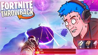 ONE MORE SHOT AND ITS GG FOR ME! - FORTNITE NINJA THROWBACK!
