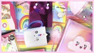 Massive Rainbow GIVEAWAY ● Paperchase PR Package