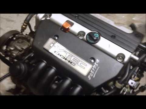JDM Honda K20A Acura RSX Integra DC5, Vtec Engine Swap, japanese motor