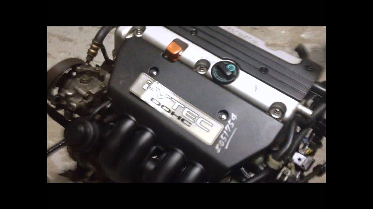 jdm honda k20a acura rsx integra dc5 vtec engine swap japanese