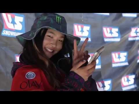 Rising Stars of U.S. Snowboarding and U. S. Freeskiing