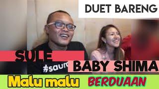 Download lagu Baby Shima malu malu di samping kang Sule