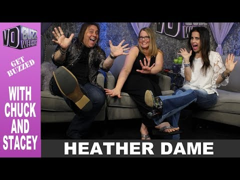 Heather Dame PT1 - Atlas Talent Voice Over Agency - The Do's & Don'ts Of Working With A Top Agent