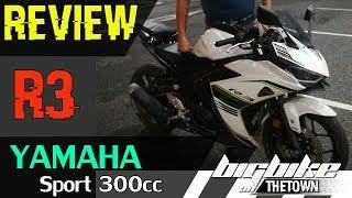 รีวิว Yamaha [ R3 ]..Sport 300cc..ขับใช้งาน..สมรรถนะ..ฟิวการขี่...「 BigBikeOnTheTown 」
