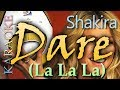 Download Shakira - Dare (La La La) Official Brazil 2014 World Cup Song [ KARAOKE + LYRICS ] MP3 song and Music Video