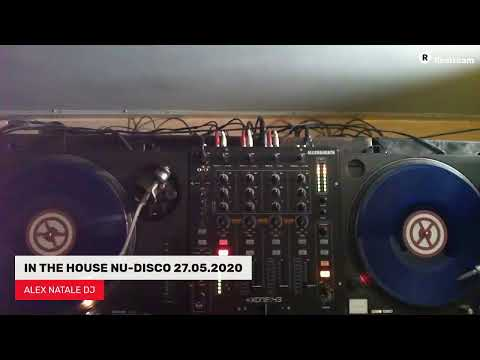 IN THE HOUSE NU-DISCO 27.05.2020