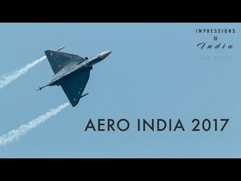 Aero India 2017 - Retrospective - Impressions of India