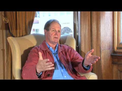 Michael Morpurgo - On How He Became a Writer and Storyteller