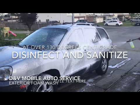 D&V Mobile Detailing Services