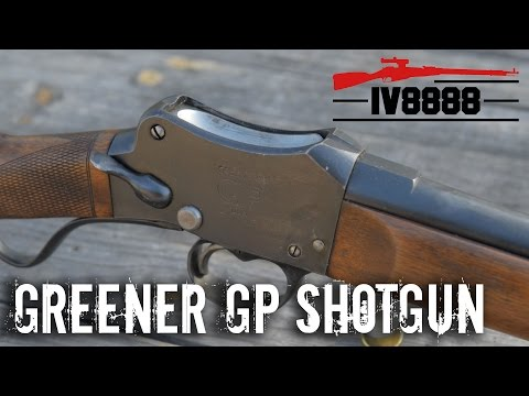 Greener GP 12 Gauge Shotgun
