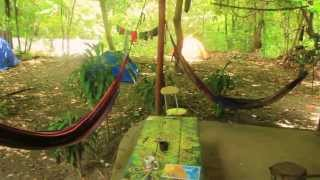 Costa Rica Rio Carmen Hostel and Camping