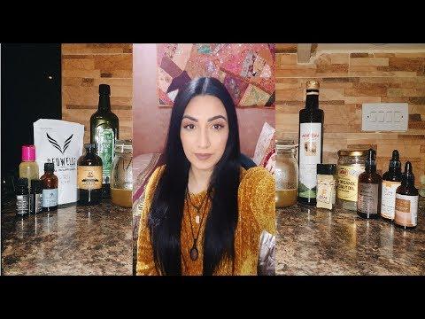 DIY Indian SUPER Hair Growth Oil