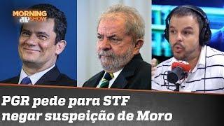 """A suspeição de Moro e o que Adrilles Jorge chama de """"o maior mico da imprensa"""""""