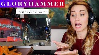 """Download Gloryhammer """"Gloryhammer"""" REACTION & ANALYSIS by Vocal Coach / Opera Singer"""
