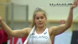 Saga Andersson - Pole Vaulter