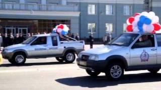 Ижевску - 250 лет: ''Один город - одна история''