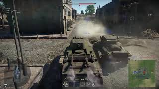 War Thunder 16 Tank Kills OMG WOW