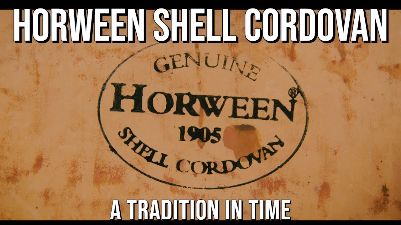 Vault Key Holder Shell Cordovan // Whiskey video thumbnail