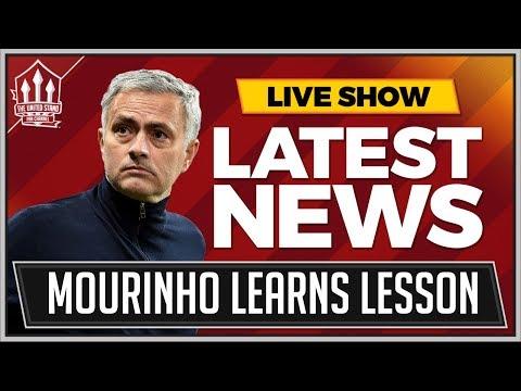 MOURINHO Silences MANCHESTER UNITED Critics! MAN UTD News