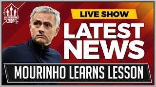 MOURINHO Silences MANCHESTER UNITED Critics! MAN UTD News