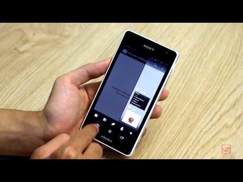 [Xperia TX] Đánh giá chi tiết về Xperia TX - CellphoneS