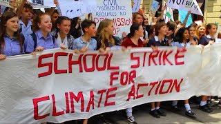 "#ClimateStrike: ""No Action No Future"""