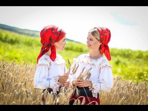 Suzana si Daciana Vlad - Dragu-mi-i a secera, (Official Video)