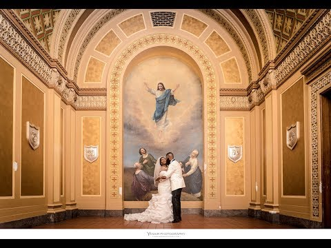 Brittany & Daniel Cinematic Wedding Video - The Grand , Balt
