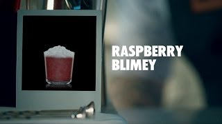 Raspberry Blimey Drink Recipe - How To Mix