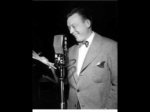 Presenting the Transcription Feature: THE FRED ALLEN SHOW & INFORMATION, PLEASE