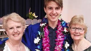 Christopher Olson Graduation Ceremony High School