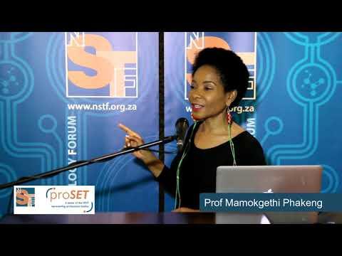 Part 3 Prof Mamokgethi Phakeng, From Language-as-Problem to Language-as-Resource